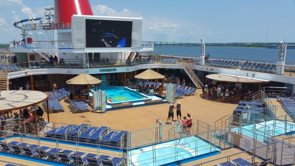 The Carnival Sunshine Returns To Charleston SC In May For A - Charleston sc cruise ships