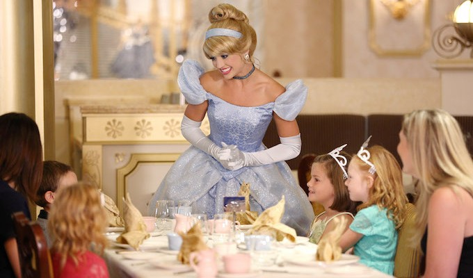 Royal Court Royal Tea Experience Now Available Aboard Disney Dream