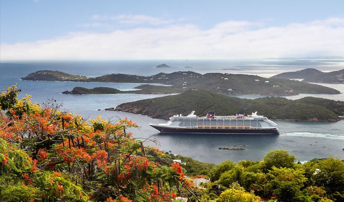 Disney Cruise Line heading to Baja Peninsula and the Southern Caribbean in 2018